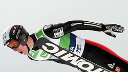 Ondrej Vaculik (CZE) at Flying Hill Team in 3rd day of 32nd World Cup Competition of FIS World Cup Ski Jumping Final in Planica, Slovenia, on March 21, 2009. (Photo by Vid Ponikvar / Sportida)