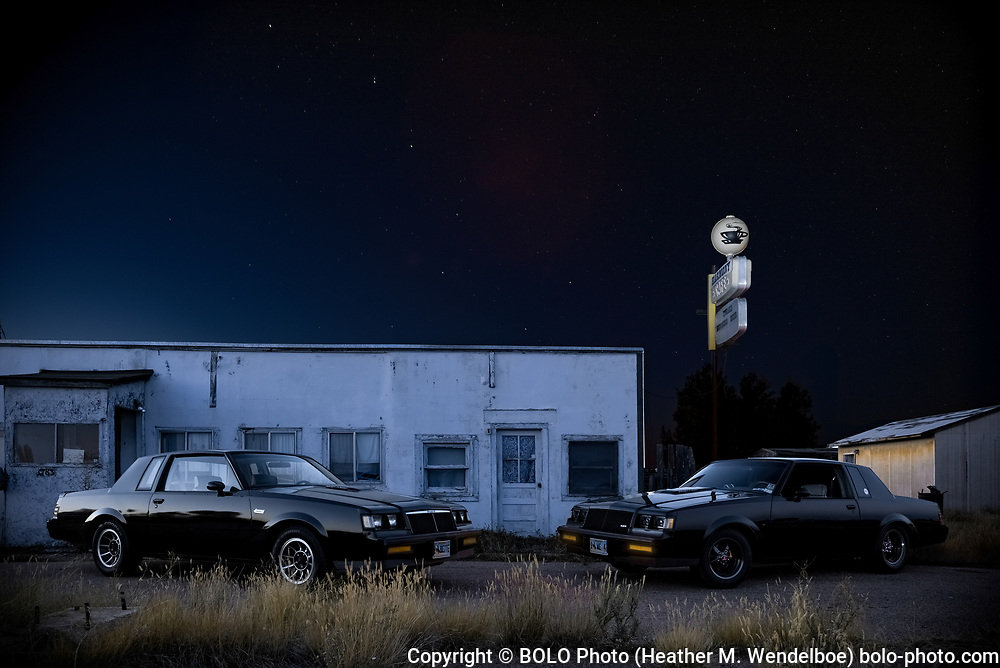 Big Dipper of Defunct Harmony  <br />
