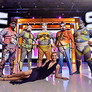 Rebecca Romijn - Skin Wars Season 1