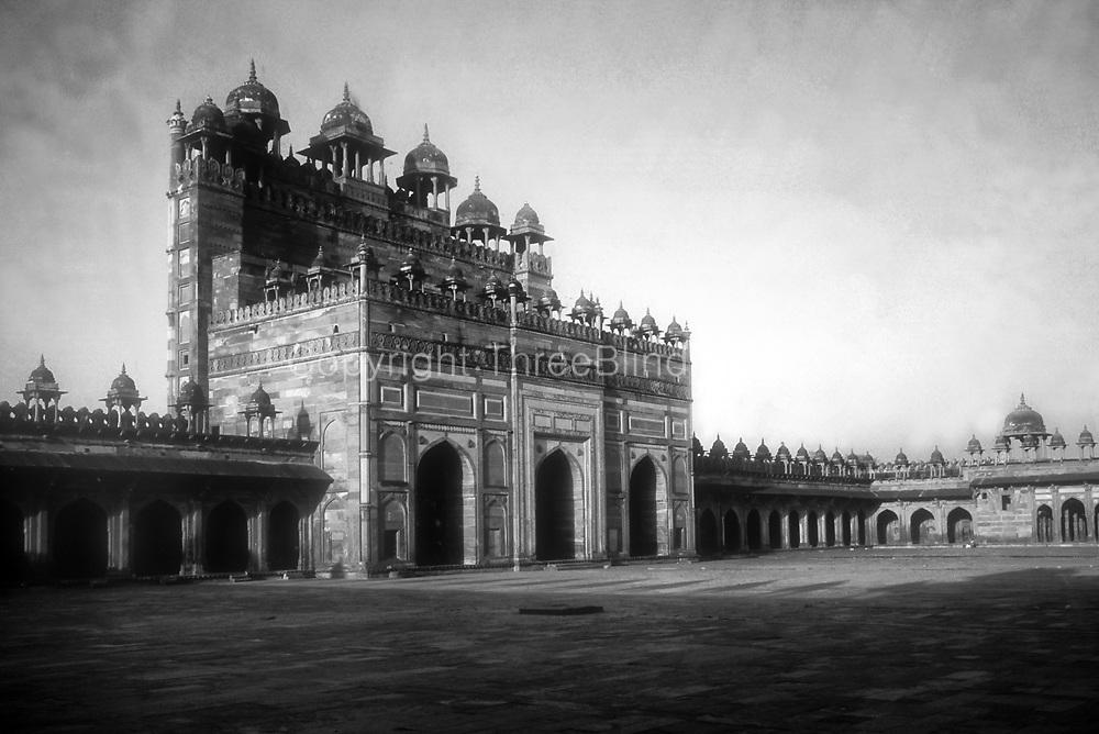 India.<br /> Fatehpur Sikri, Uttar Pradesh.<br /> 1996