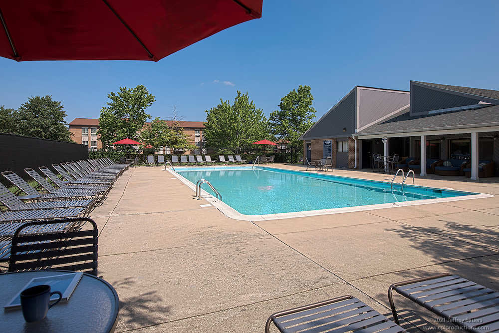 Westwind Annapolis Apartments Swimming Pool Image Architectural