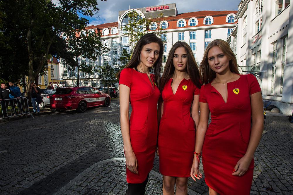 World Match Racing Tour - Energa Sopot Match Race || 2015-07-31,  Sopot, Poland || © Copyright 2015 || Robert Hajduk - WMRT || All Rights Reserved ||