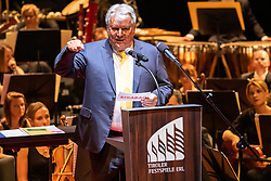 04.07.2019, Festspielhaus, Erl, AUT, Tiroler Festspiele Erl, Eröffnung der Sommersaison 2019/20, im Bild Festspielpräsident Hans Peter Haselsteiner // Festival President Hans Peter Haselsteiner during the Tyrolean festival Erl opening of the summer season 2019/20 at the Festspielhaus in Erl, Austria on 2019/07/04. EXPA Pictures © 2019, PhotoCredit: EXPA/ Johann Groder
