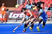 20150411 International Hockey - China v India