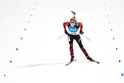 February 10, 2018 - Pyeongchang, South Korea - 180210 Elisa Gasparin of Switzerland competes in Women's Biathlon 7,5 km Sprint during day one of the 2018 Winter Olympics on February 10, 2018 in Pyeongchang..Photo: Petter Arvidson / BILDBYRN / kod PA / 87614 (Credit Image: © Petter Arvidson/Bildbyran via ZUMA Press)