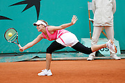 Roland Garros. Paris, France. May 30th 2007..Ashley HARKLEROAD against Venus WILLIAMS.