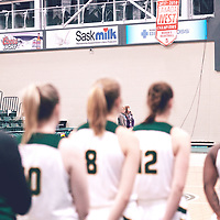 Women's Basketball Home Game on Fri Nov 02 at Centre for Kinesiology,Health and Sport. Credit: Arthur Ward/Arthur Images