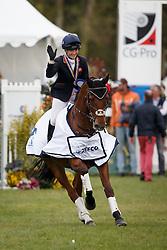 Collett Laura, (GBR), Mr Bass<br /> Horses 7 years of age<br /> Mondial du Lion - Le Lion d'Angers 2015<br /> © Dirk Caremans<br /> 18/10/15