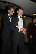 HON FRANCIS HORMSBY CLARK;THEODORE CROW, THE 35TH WHITE KNIGHTS BALLIN AID OF THE ORDER OF MALTA VOLUNTEERS' WORK WITH ADULTS AND CHILDREN WITH DISABILITIES AND ILLNESS. The Great Room, Grosvenor House Hotel, Park Lane W1. 11 January 2014