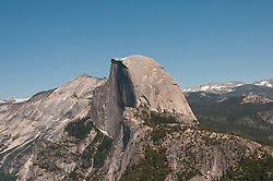 Half Dome, from Glacier Point, Yosemite National Park, California, USA.  Photo copyright Lee Foster.  Photo # california121317