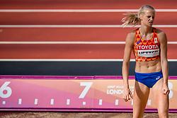 06-08-2017 IAAF World Championships Athletics day 3, London<br /> Anouk Vetter NED (zevenkamp)