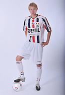 05-07-2009: Voetbal:Studioportretten Willem II<br /> Daan van Dinter<br /> Foto: Geert van Erven