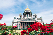 Scenes from St. Petersburg