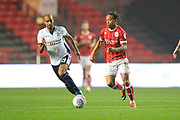 Bobby Reid (14) of Bristol City on the attack during the EFL Sky Bet Championship match between Bristol City and Bolton Wanderers at Ashton Gate, Bristol, England on 26 September 2017. Photo by Graham Hunt.
