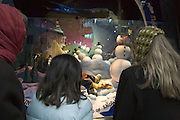 Xmass window display New York City