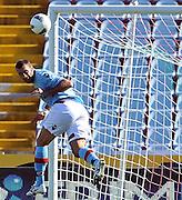 Udine, 02 Ottobre 2011.Campionato di calcio Serie A 2011/2012  6^ giornata..Udinese vs Bologna. Stadio Friuli..Nella foto: Simone Loria..© foto di Simone Ferraro