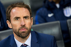 Gareth Southgate, Interim Manager of England during football match between National teams of Slovenia and England in Round #3 of FIFA World Cup Russia 2018 Qualifier Group F, on October 11, 2016 in SRC Stozice, Ljubljana, Slovenia. Photo by Vid Ponikvar / Sportida