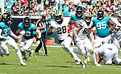 NFL-New Orleans Saints at Jacksonville Jaguars-Oct 13, 2019