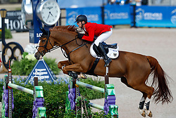 Ehning Marcus, GER, Pret A Tout<br /> World Equestrian Games - Tryon 2018<br /> © Hippo Foto - Dirk Caremans<br /> 19/09/18