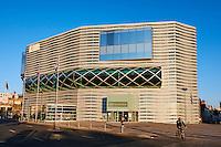 France, Region Centre-Val de Loire, Loiret (45), Orléans, la Mediatheque // France, Loiret, Orleans, the Mediatheque library