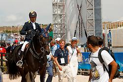 Lopez Lizarazo Carlos Enrique, COL, Admara 2<br /> World Equestrian Games - Tryon 2018<br /> © Hippo Foto - Sharon Vandeput<br /> 23/09/2018