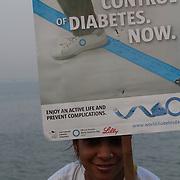 World Diabetes Day Walk 2010, Mumbai