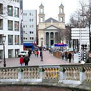 March 22, 2016 - 18:19<br /> The Netherlands, Amsterdam - Waterlooplein