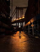 New York post-Sandy Blackout