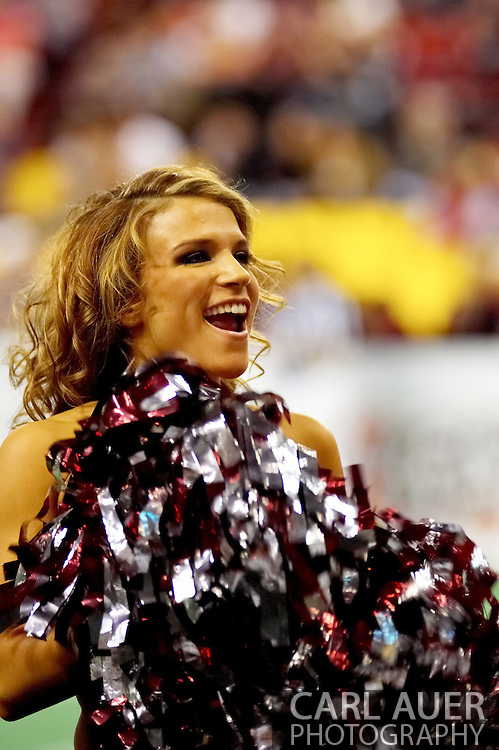 4/12/2007 - Alaska Wild Cheerleader.