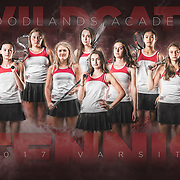 Team Poster - Tennis (Varisty)