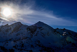 25-01-2017 AUT: BvdGF wintersportkamp dag 1, Obertauern<br /> Het 7de jaar wintersportkamp van de BvdGF is verhuisd naar Obertauern. Prachtige pistes, geweldig jeugdhotel en fantastisch weer maakt er weer een onvergetelijk kamp van / Omgeving Obertauern