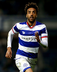 James Perch of Queens Park Rangers - Mandatory by-line: Robbie Stephenson/JMP - 07/04/2017 - FOOTBALL - Loftus Road - Queens Park Rangers, England - Queens Park Rangers v Brighton and Hove Albion - Sky Bet Championship