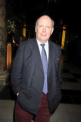 JULIAN FELLOWES at the Orion Publishing Group Author Party held at the V&A, London on 18th February 2009.