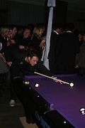 "Jamie Theakston. Official Pre-Brit Awards 2005 Pool Tournament"" at The Sanderson Hotel February 8, 2005 in London. The party is hosted by Esquire Magazine ONE TIME USE ONLY - DO NOT ARCHIVE  © Copyright Photograph by Dafydd Jones 66 Stockwell Park Rd. London SW9 0DA Tel 020 7733 0108 www.dafjones.com"