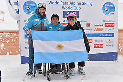 Behind the scenes at 2018 World Para Alpine Skiing World Cup slalom, Veysonnaz, Switzerland