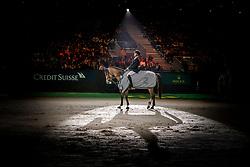 Bruynseels Niels, BEL, Gancia de Muze<br /> Coupe de Geneve presented by PMU Romand<br /> CHI de Genève 2017<br /> © Hippo Foto - Dirk Caremans<br /> 09/12/2017