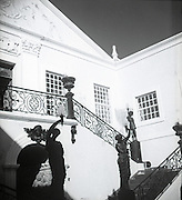 Governors Palace on Mozambique island, formerly the Jesuit College