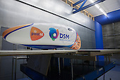 VeloX2 in de windtunnel - VeloX2 tested in wind tunnel