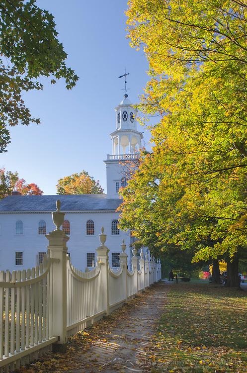 Old First Church, or First Congregational Church of Bennington Vermont