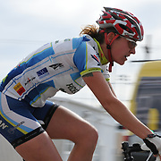 Competitor in the women's 3/4 at the 2012 UA Criterium bicycle race, Tucson, Arizona. Bike-tography by Martha Retallick.