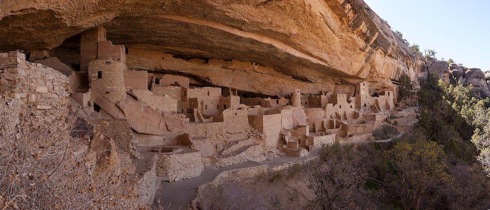 Cliff Palace, Mesa Verde Nat Park, CO