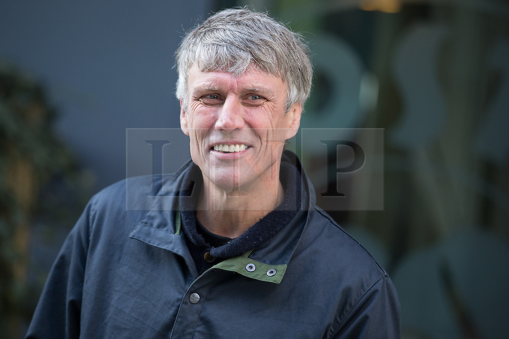 © Licensed to London News Pictures . 19/03/2015 . Salford Quays , UK . Mark Berry ( Bez ) . Black Grape photocall at The Green , Salford Quays , Greater Manchester . Black Grape are reforming for a Madchester charity gig along with other local bands , to raise awareness for Bez's Reality Party and anti-fracking . Photo credit : Joel Goodman/LNP
