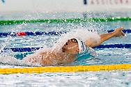 SPINAZZOLA Luca Aurelia<br /> 100 dorso uomini<br /> Riccione 15-04-2018 Stadio del Nuoto <br /> Nuoto campionato italiano a squadre 2018 Coppa Brema<br /> Photo © Giorgio Scala/Deepbluemedia/Insidefoto