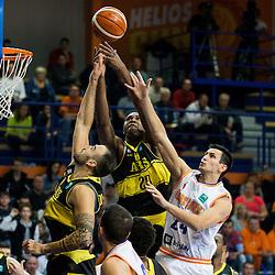 20161018: SLO, Basketball - FIBA Champions League 2016/17, KK Helios Suns vs Aris