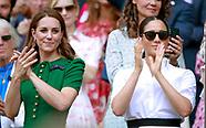 Meghan Markle & Kate Middleton Wimbledon Truce