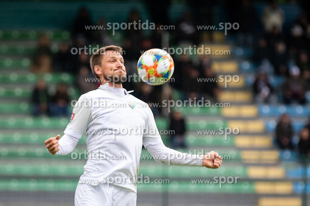 during football match between NŠ Mura and Rudar Velenje in 31st Round of Prva liga Telekom Slovenije 2018/19, on May 5, 2019 in Fazanerija, Murska Sobota, Slovenia. Photo by Blaž Weindorfer / Sportida