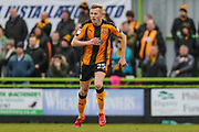 Cambridge United's Harry Darling(25) during the EFL Sky Bet League 2 match between Forest Green Rovers and Cambridge United at the New Lawn, Forest Green, United Kingdom on 20 January 2018. Photo by Shane Healey.
