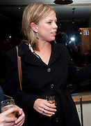FLORA FAIRBAIRN, Launch of the Orange restaurant, 37 Pimlico Road, SW1W 8NE,  Thursday 29 October 2009