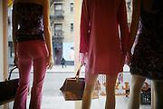 Thursday January 17th 2008..New York, New York. United States..In a store.Mott Street - Nolita.