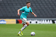 Forest Green Rovers Paul Digby(20) runs forward during the EFL Sky Bet League 2 match between Milton Keynes Dons and Forest Green Rovers at stadium:mk, Milton Keynes, England on 15 September 2018.